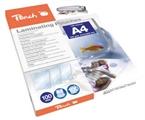 Vrećice za plastificiranje (A4) Peach, 100 mic, 100 komada (PP500-02)