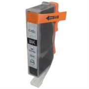 Tinta za Canon CLI-521BK (crna) s čipom, zamjenska