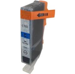 Tinta za Canon CLI-521C s čipom, zamjenska