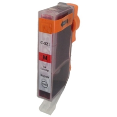 Tinta za Canon CLI-521M s čipom, zamjenska