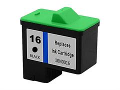 Tinta za Lexmark 10N0016E nr.16 (crna), zamjenska