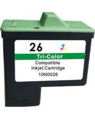 Tinta za Lexmark 10N0026E nr.26 (boja), zamjenska