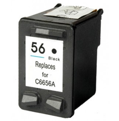 Tinta za HP C6656AE nr.56 (crna), zamjenska
