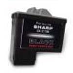 Tinta za Sharp UX-C70B (crna), zamjenska