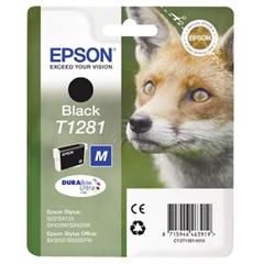 Tinta Epson T1281 (crna), original