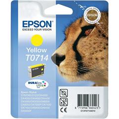Tinta Epson T0714 (žuta), original