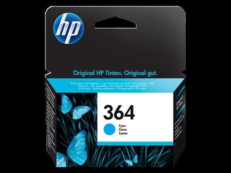 Tinta HP CB318EE nr.364 (plava), original