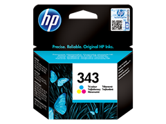 Tinta HP C8766EE nr.343 (boja), original