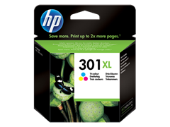 Tinta HP CH564EE nr.301XL (boja), original