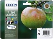 Komplet tinta Epson T1295 (BK/C/M/Y), original