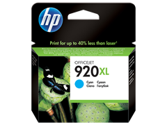 Tinta HP CD972AE nr.920XL (plava), original