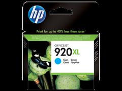 Tinta HP CD972AE nr.920XL (plava), original