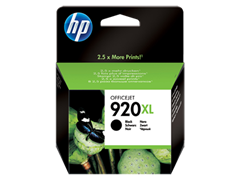 Tinta HP CD975AE nr.920XL (crna), original