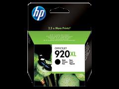 Tinta HP CD975AE nr.920XL (crna), original