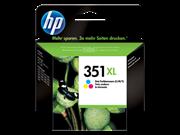 Tinta HP CB338EE nr.351XL (boja), original
