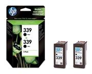 Tinta HP C9504EE (C8767EE) nr.339 (crna), dvostruko pakiranje, original