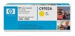 Toner HP C9702A (žuta), original
