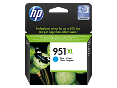 Tinta HP CN046AE nr.951XL (plava), original