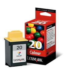Tinta Lexmark 15M0120 nr.20 (boja), original