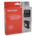 Gel tinta Ricoh GC21BK (405532) (crna), original