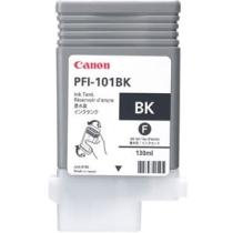 Tinta Canon PFI-101BK (crna), original