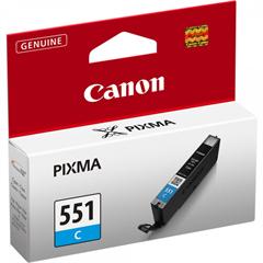Tinta Canon CLI-551C (plava), original