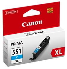 Tinta Canon CLI-551C XL (plava), original