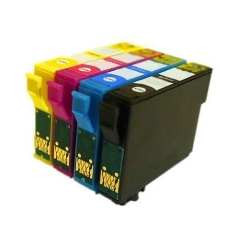 Komplet tinta za Epson T1295 (BK/C/M/Y), zamjenski