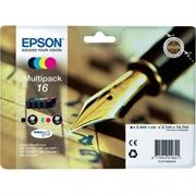 Komplet tinta Epson 16 (C13T16264010) (BK/C/M/Y), original