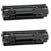 Komplet tonera za HP CE278A (crna), dvostruko pakiranje, zamjenski