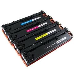 Komplet tonera za HP CE320/1/2/3 128A (BK/C/M/Y), zamjenski