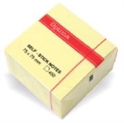 Samoljepljivi listići u bloku (75 x 75), 400 listova