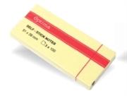 Samoljepljivi listići (51 X 38), žuta,  3 x 100 listova