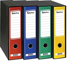 Registrator Foroffice A4/80 u kutiji (plava)