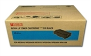 Toner Ricoh DT36 (400791) (crna), original