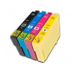 Komplet tinta za Epson 18 XL (BK/C/M/Y), zamjenski