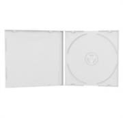 CD kutija slim, prozirna, 10 komada