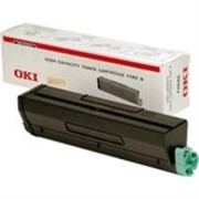 Toner OKI 43502302 (B4400/B4600) (crna), original