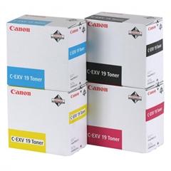 Toner Canon C-EXV 19 Y (0400B00) (žuta), original