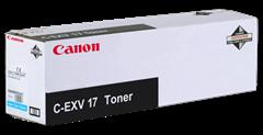 Toner Canon C-EXV 17 C (0261B002AA) (plava), original