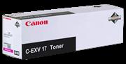 Toner Canon C-EXV 17 M (0260B002AA) (ljubičasta), original