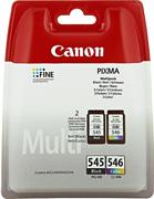 Komplet tinti Canon PG-545 + CL-546, original