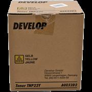 Toner Develop TNP-22 (A0X52D2) (žuta), original