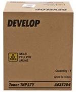 Toner Develop TNP-27 (A0X52D4) (žuta), original