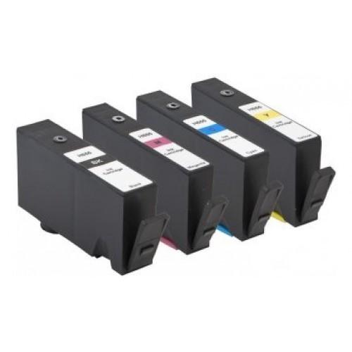 Komplet tinta za HP nr.655 (BK/C/M/Y), zamjenski