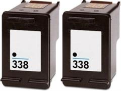 Komplet tinta za HP C8765EE nr.338 (crna), dvostruko pakiranje, zamjenski
