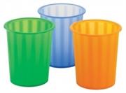 Koš za smeće 31 x 28 cm, plastična, zelena
