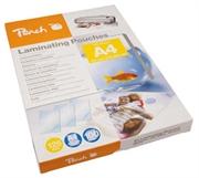 Vrećice za plastificiranje (A4), 125 mic, 100 komada (PP525-02)