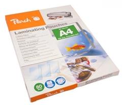 Vrećice za plastificiranje (A4), 80 mic, 100 komada (PP580-02)