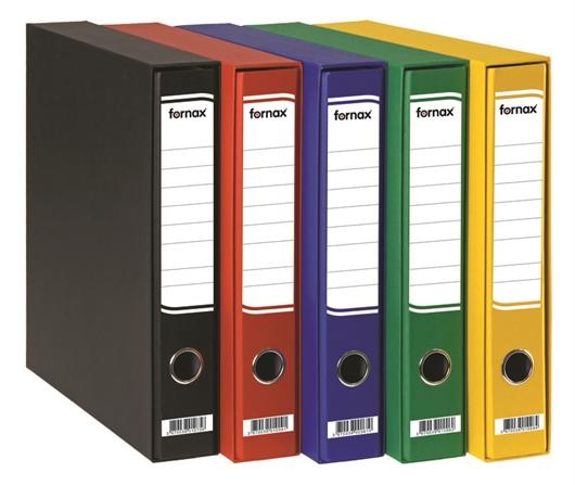 Registrator Fornax A4/60 u kutiji (crna), 15 komada